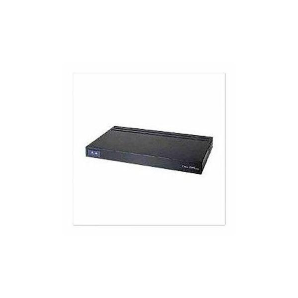Computer Black Aluminum Cisco Router 2513 Used