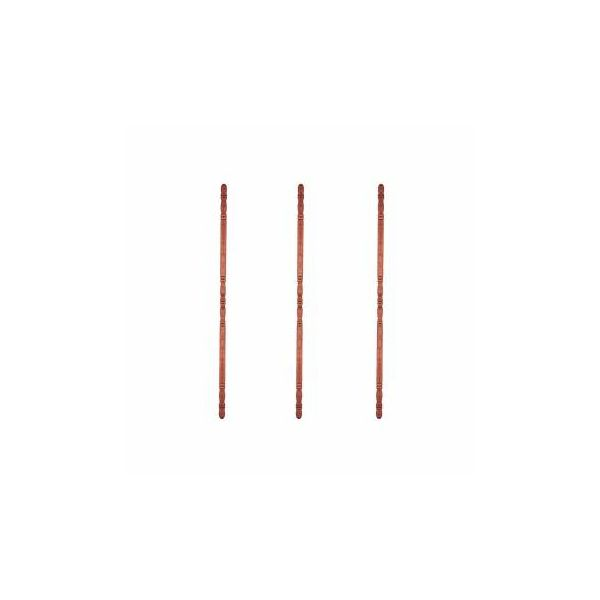 Corner and Edge Guard 39-1/4 Inch x 1 Inch Diameter Pack of 3