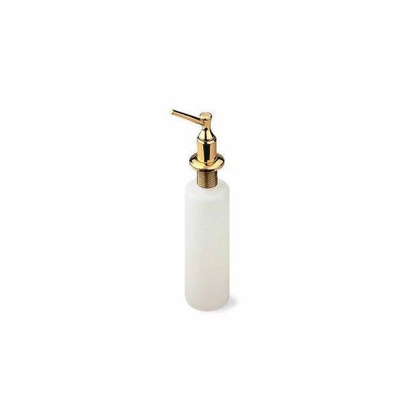 Liquid Soap Dispenser Brass Plastic Dispenser
