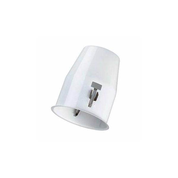 Ceiling Lights White Metal Flush Cannister for Light